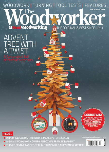 The Woodworker & Good Woodworking №12 (December 2019)