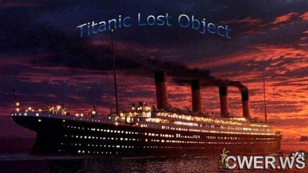 Titanic. Lost Objects HD