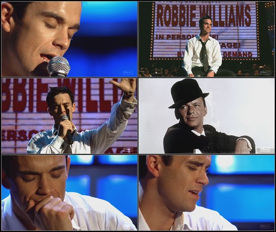 Robbie Williams. It Was A Very Good Year