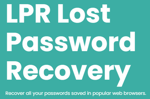 LPR Lost Password Recovery